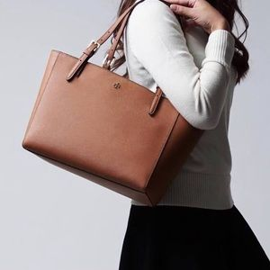 Pre-owned Brown Tory Burch Bag
